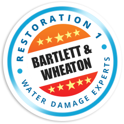 Bartlett & Wheaton Badge