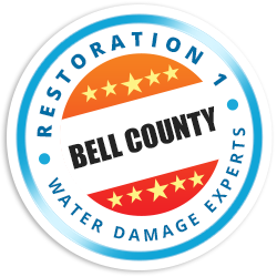 Bell county Badge