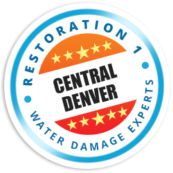Central Denver Badge