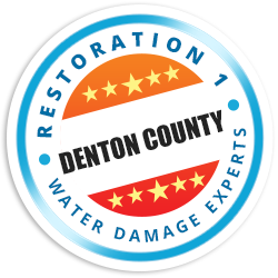 Denton County Badge