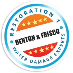 Denton & Frisco Badge