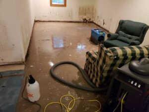 Flood Damage Cleanup