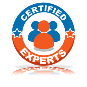 Certified experts