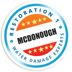 McDonough Badge