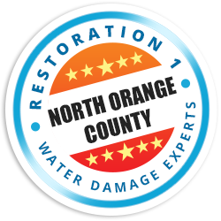 North Orange County Badge