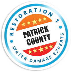 Patrick County Badge