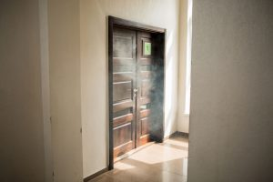 Rid your home of smoke odors with professional odor removal services - restoration 1
