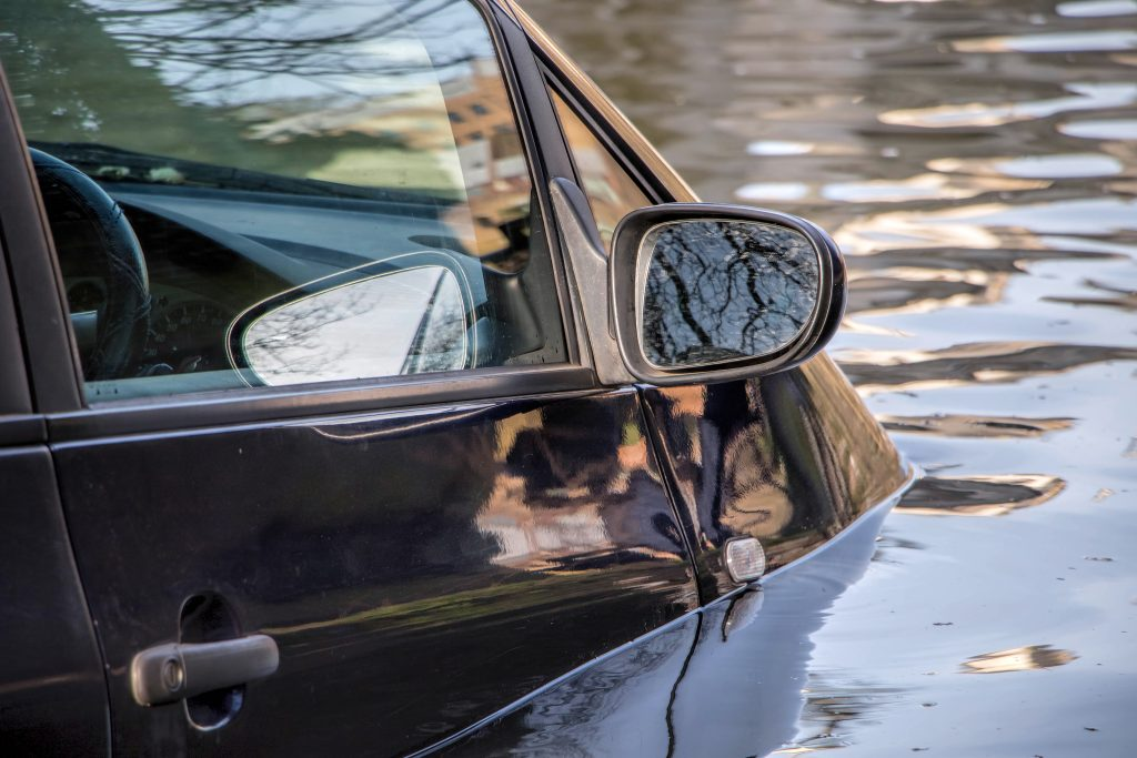 Numerous cities are currently at risk for flooding and flood damage in the U.S.