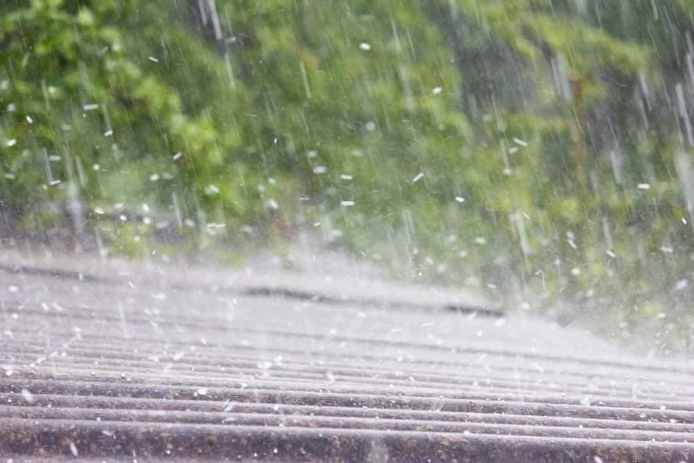 There are various types of storm damage that a local property restoration company can address