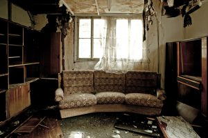 fire and smoke damage cleanup and remediation - restoration 1