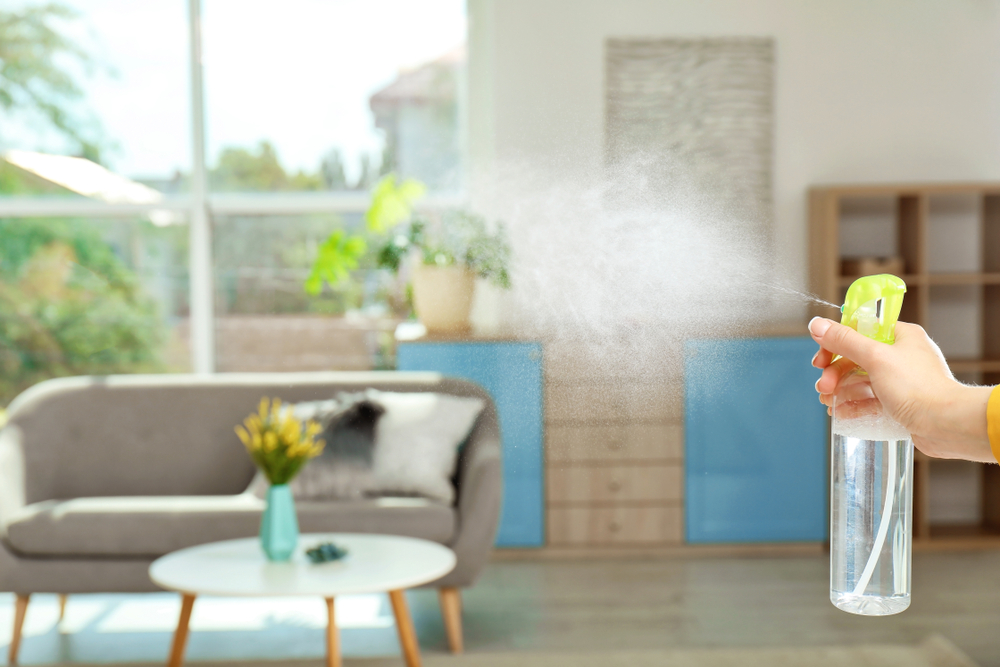 Strange odors in your home can lead to illness and discomfort without professional odor removal services.