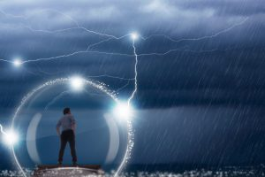 protect your business and its' data during storms and hurricane - Restoration 1