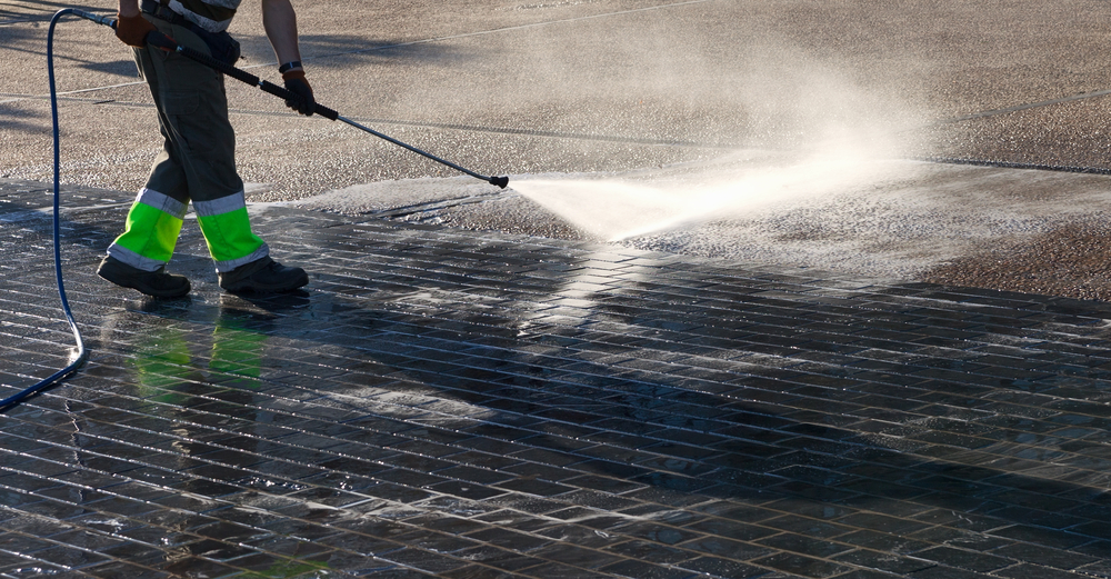 Industrial cleaning benefits from professional restoration experts at Restoration 1