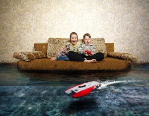 Take steps to mitigate flood damage and clean up the mess around your home with Restoration 1
