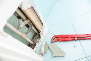 Let professionals track and resolve a hidden plumbing leak for guaranteed results in your home