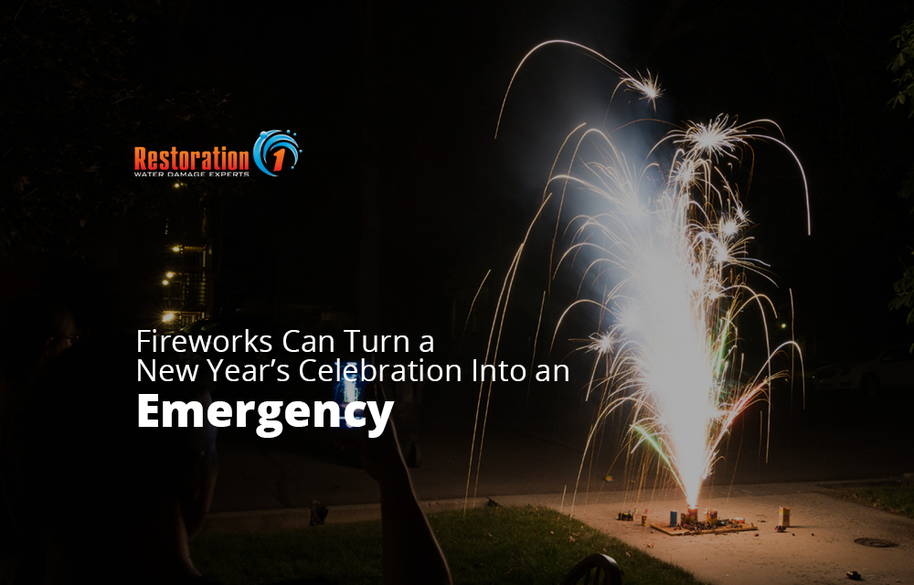 Learn all about fire and firework safety for this New Year's celebrations