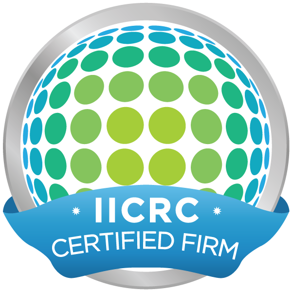 Iicrc Certified - Restoration 1 - Your Local Team