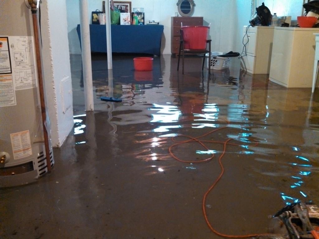 Sump Pump Cleanup Mobile Min - Restoration 1 - Severe Storm Clean Up &Amp; Recovery In Northern Minnesota