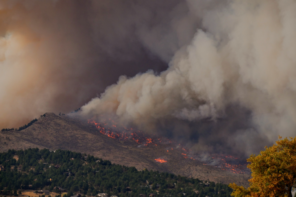 California Dixie Wildfires And The Dangers Of Smoke Damage In Your Home