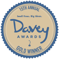Davey Awards - Gold Winner